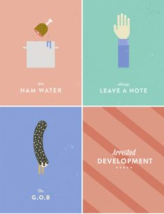 BEST show of all time // arrested development