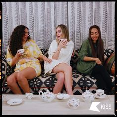 Ivy League : littlemixnet: kissfmuk: 👀 What in the PG tips is...