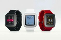 Why iWatch Should Be Jealous of Pebble Time?