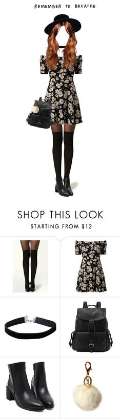 """185 ♡"" by cutefatboy ❤ liked on Polyvore featuring Miss Selfridge, IMoshion, boho, grunge and autumn"