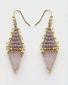 Valencia Earrings by Nakamol