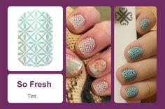Jamberry Nails | So Fresh