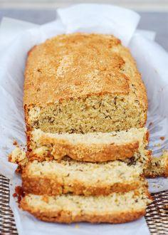 Seed Cake @FoodBlogs