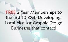 FREE 2 Membership!