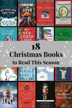 18 Christmas Books to Curl Up with This Season – Pages Unbound Best Christmas Books, A Christmas Story, Best Christmas Pageant Ever, Father Christmas, Christmas Carol, Christmas Time, Xmas, Cool Books, I Love Books