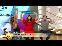 Testet – så vet du om du har en bra hållning - Nyhetsmorgon (TV4) - YouTube
