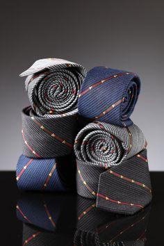 Corbatas de Moda 2016 - Para un nudo grande, estas corbatas van muy bien