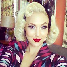 Pin-up Pretty Hair & Make-up