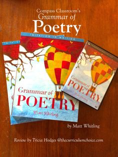 Grammar of Poetry -