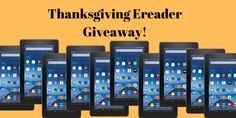 Win a Free Kindle or Nook! They make excellent Christmas gifts for those of us who are bookworms. I Love Books, Great Books, Books To Read, Thanksgiving Eve, A Discovery Of Witches, Advertising And Promotion, Thriller Books, Cozy Mysteries, Fantasy Books
