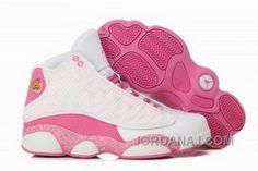 Buy Best Price For Sale Air Jordan 13 Xiii Retro Women Shoes Online White  Pink from Reliable Best Price For Sale Air Jordan 13 Xiii Retro Women Shoes  Online ...