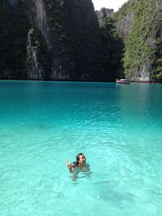 Heaven on earth, Koh Phi Phi Blue Lagoon Thailand