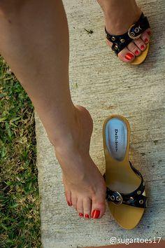 MULES! | Sugar Toes 17 | Flickr