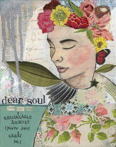 Dear Soul - Original Painting