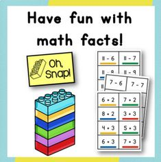 Math fact fluency CA