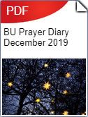 Baptists Together Prayer Diary for December 2019 - weekly prayers for personal or church use Banner Images, Great Britain, Worship, Prayers, December, Reading, Word Reading, Beans, Reading Books