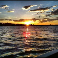 sun.set.over.the.zambezi Africa, Celestial, Sunset, World, Travel, Outdoor, Outdoors, Viajes, Destinations