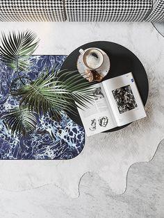 Alexey Korablyov on Behance Mood Board Interior, Apartment Interior Design, Interior Design Studio, Interior Decorating, Luxury Rooms, Blue Color Schemes, Ocean Themes, Architect Design, Design Awards