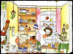 Weihnachten mit Tilda Apfelkern
