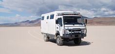 EarthCruiser overland expedition vehicles will bring your adventure travel dreams to reality.