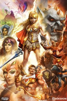 She-Ra: Princess Of Power by Dave Wilkins