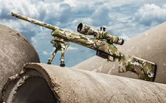 The Crucible: Building the Ultimate Long-Range Rifle I would love to have this exact gun! Tactical Rifles, Firearms, Sniper Rifles, Shotguns, Timberwolf, Remington 700, Bolt Action Rifle, Survival, Hunting Rifles