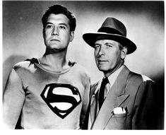 First Superman, Superman 2, Superman Movies, Superman Family, Original Superman, Superman Stuff, Batman, Great Tv Shows, Old Tv Shows