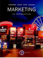 MARKETING AND INTRODUCTION 6TH CANADIAN EDITION TEST BANK