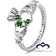 Ladies Claddagh wedding  Ring. Love Loyalty Friendship. Love it. So want this.