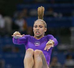 2004 Athens Olympics: Balance Beam Final - Courtney Kupets (USA)