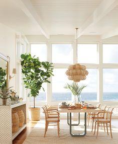 Tour This Cedar-Shingled Stunner of a Beach House