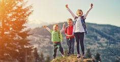 50 things all parents must do with their kids before they grow up