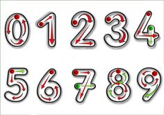 redosled Alphabet Writing Practice, Maternelle Grande Section, Numbers For Kids, School Worksheets, English Classroom, Kids Learning Activities, Preschool Kindergarten, Lesson Plans, Education