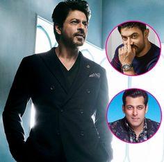 Shah Rukh Khan reveals why a film with Salman Khan, Aamir Khan or Akshay Kumar might never happen #FansnStars