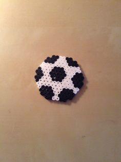 soccer perler bead | share