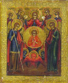 Engelen (Synaxis van engelen)