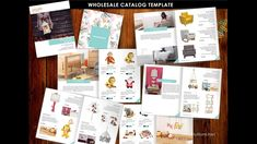wholesale catalog template  indesign tutorial, #catalogtutorial #catalog #product #linesheet #interior #fashion #tutorial #design