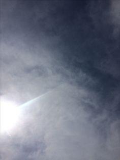2017년 4월 24일의 하늘 #sky #cloud #sun