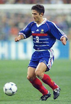 Bixente Lizarazu Of France At The 1998 World Cup Finals In 2020 World Cup Final 1998 World Cup Cup Final