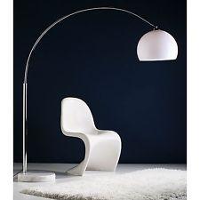 KARE DESIGN BIG BOW LAMPE | Bogenlampe, Stehleuchte | weiß, Lounge, dimmbar