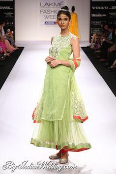 Amrita Thakur bridal collection