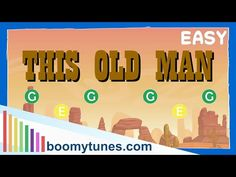 This Old Man EASY - BOOMWHACKERS Play Along - YouTube