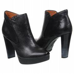 Women's Calvin Klein Margo Black Leather Shoes.com $126.65