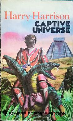 Sci Fi Fantasy, Fantasy World, Science Art, Science Fiction, Harry Harrison, Classic Sci Fi Books, Supernatural, Horror, Retro