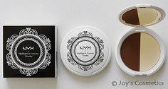 NYX contour powder