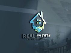 Real Estate Logo @creativework247