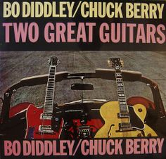 Bo Diddley/Chuck Berry - Two Great Guitars (1964)