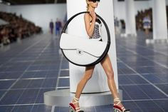 hula hoop bag ~ 2013 style