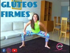PIERNAS Y GLÚTEOS FIRMES | Rutina guiada - YouTube