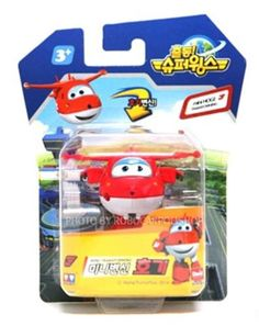 Mini hogi - #super wings transforming #plane toy #korea tv animation character,  View more on the LINK: http://www.zeppy.io/product/gb/2/321881703743/